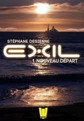 Stéphane Desienne 1 - Nouveau départ Éditions Walrus